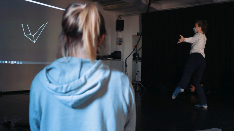 Workshop on dance-tech